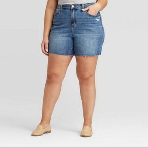 Universal Thread Boyfriend Plus Shorts